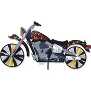 32 In. Motorcycle Flame