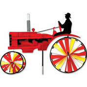 29 In. Old Tractor Red