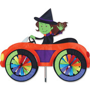 Witch Car Spinner