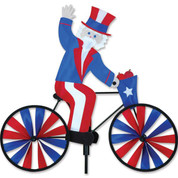 Uncle Sam 20 In Bike Spinner