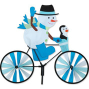 Snowman 20 In. Bike Spinner