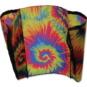 Tie Dye Power Sled 10 Kite