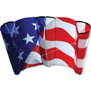 Patriotic Large Power Sled Kite