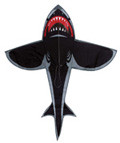 4' Sea Hunter Shark Kite