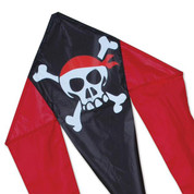 Skull & Cross Mini Flo-Tail Kite
