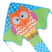 Ollie Owl Large Easy Flyer Kite