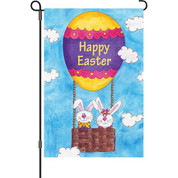 12 in. Flag - Easter In The Air