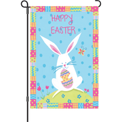 12 in. Flag - Bunny Easter