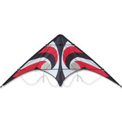 Vision Red Vortex Stunt Kite