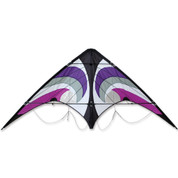Vision Raspberry Purple Stunt Kite