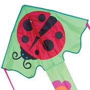 Ms. Ladybug Large Easy Flyer Kite