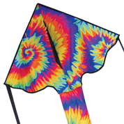 Tie Dye Easy Flyer Kite