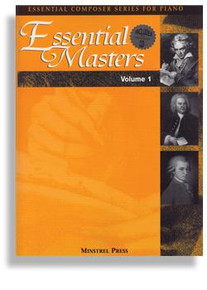 Essential Piano Masters * Volume 1 with CD