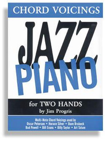 Jazz Chord Voicings / Two Hands * Progris