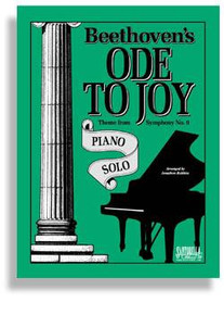 Ode To Joy For Intermediate Piano Solo
