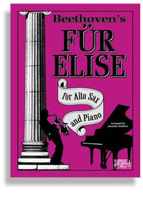 Beethoven's Fur Elise for Alto Sax & Piano