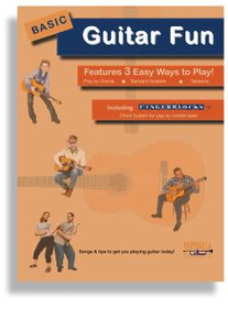 Basic Guitar Fun For Kids