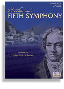 Beethoven's Fifth Symphony for Flute or Violin & Piano