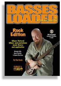 Basses Loaded * Volume 2 * Rock Edition
