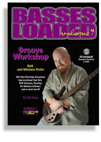 Basses Loaded * Volume 4 * Groove Workshop