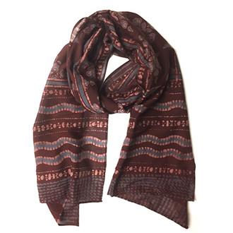 Babu II - ichcha for artisan scarf