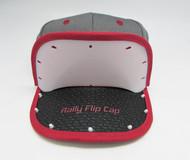 Burgundy Dry Erase Flip Cap