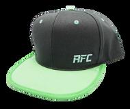 Pastel Green Flip Cap