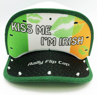Luck of the Irish Flip Cap
