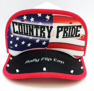 Country Pride Flip Cap