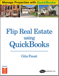 Flip Real Estate using QuickBooks