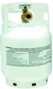 5 lb, 1.2 gallon Manchester Propane Cylinder