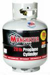 20 lb, 5 Gallon Vertical Propane Cylinder