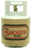 5 lb (1.2 gallon) Manchester Propane Tank with Sturgis Quick Connect