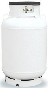 200 lb, 45.6 Gallon  ASME PropaneTank