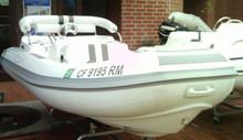 Aquascan F11 Jet RIB