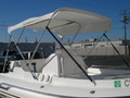 Bimini Tops (gray ) w/boot at new lower price $289.00 ( can be shipped)