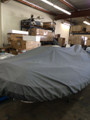 Custom boat covers (priced by the foot)