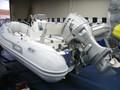 Inflatable boat (total scrub)