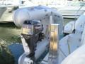 Sea Wise Slim Line 650lb Hydraulic Davit