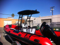 2016 INMAR Rescue RIB 600R (20') hypalon with Suzuki 140 hp outboard