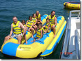 12 Person Heavy Duty Commercial Water Taxi banana boat