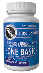 Bone Basics 399mg 240 capsules