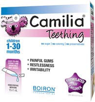 Camilia Teething 30dose