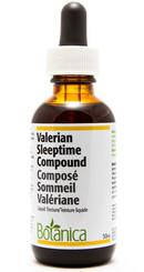 Valerian Sleeptime Compound Liquid Tincture 100ml