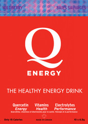 Q-ENERGY WILDBERRY 10 PACK