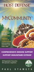 Host Defense MyCommunity Mushroom Blend 60 caps
