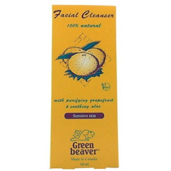 Green Beaver Facial Cleanser 120ml