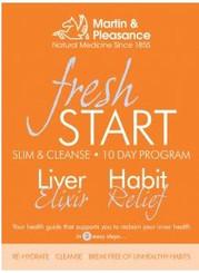 Fresh Start- Slim and Cleanse- 10 Day Program