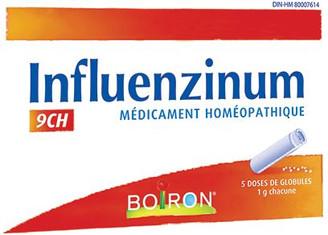 Influenzinum 9CH Homeopathic Medicine 2017-18