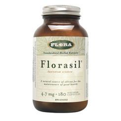 Florasil Silica 180 caps